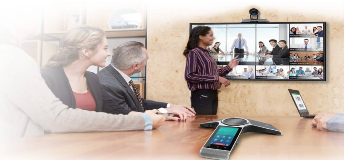 Yealink VC800 Video Conferencing Wireless System